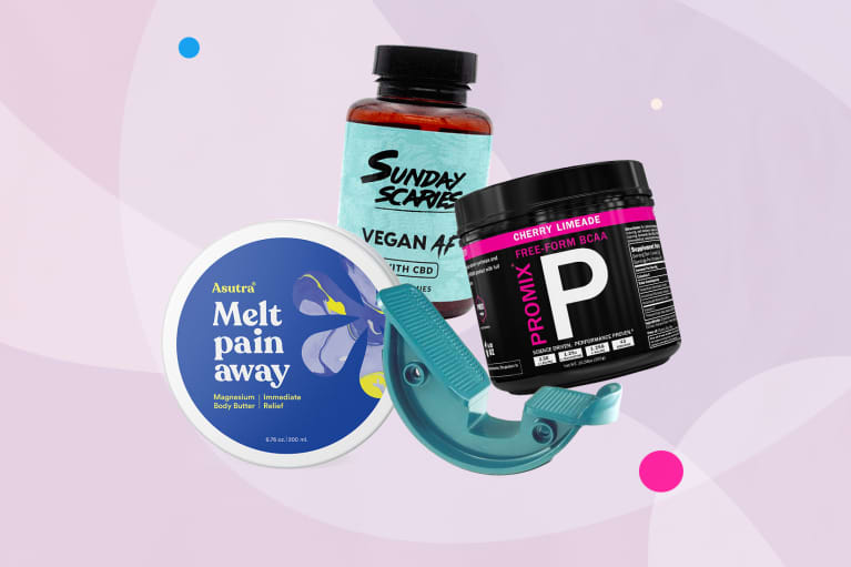 Introducing: The Best Recovery Products For Under $40