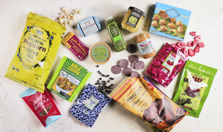 Found: The Healthiest Snacks You Can Buy At Trader Joe's