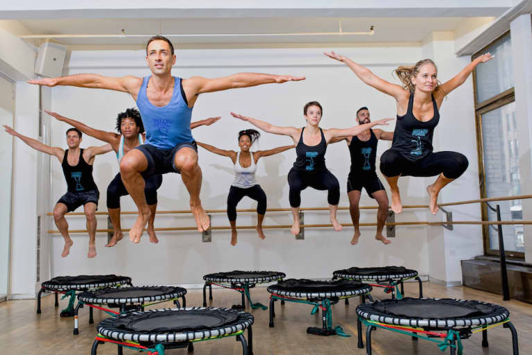 Why You Should Add A Trampoline To Your Workout