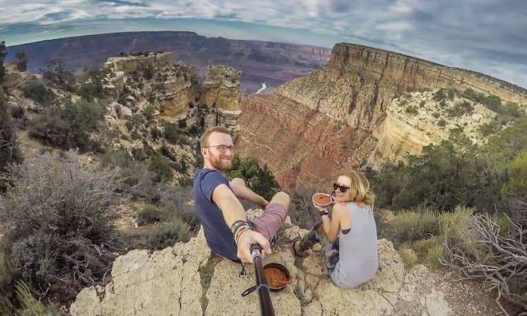 This Couple Has Traveled To 150 Countries On Just $8 A Day