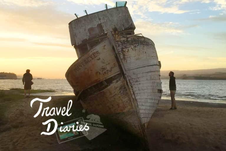 旅行日记:最好的牡蛎,远足和观景台在因弗内斯,加州
