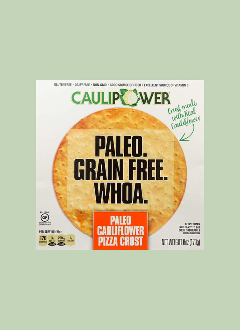Caulipower Paleo Cauliflower Pizza Crust