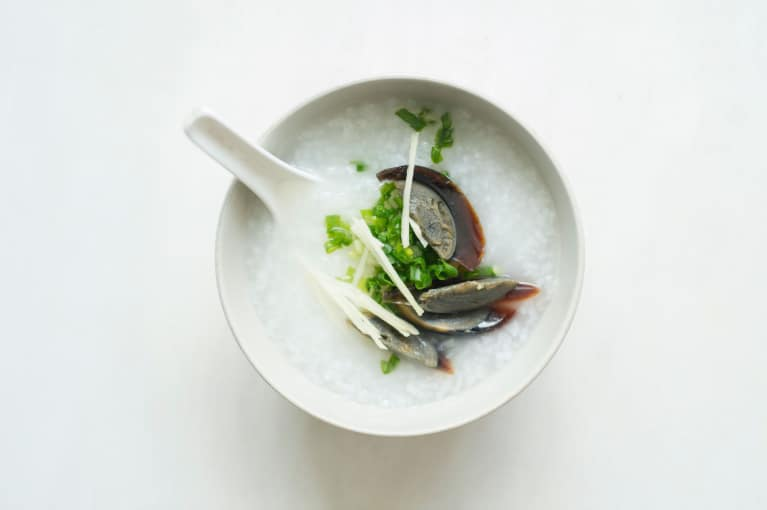 Simple Chicken Congee