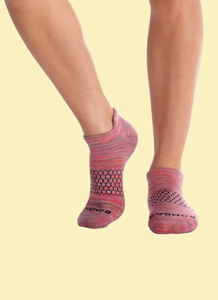 bombas yoga sock