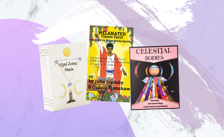 Our 9 Favorite Tarot Decks Of The Year Are All Kinds Of Mystical