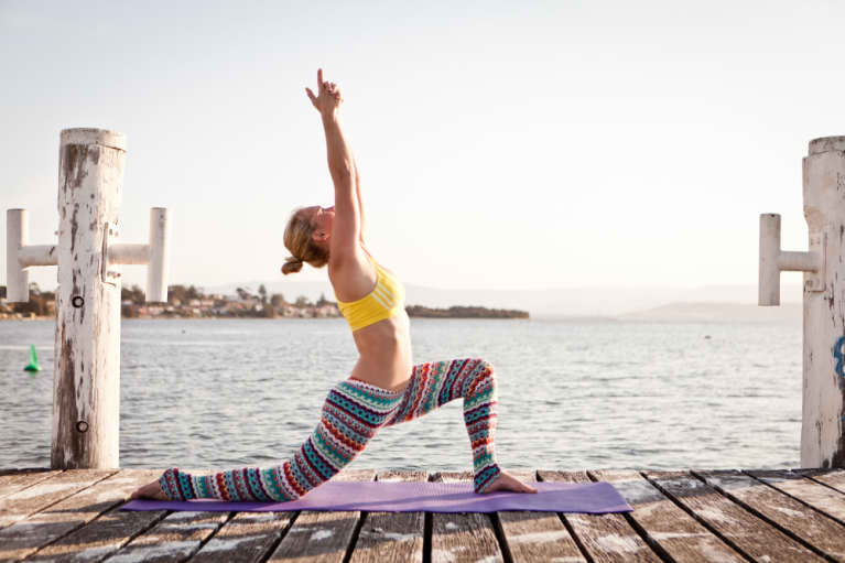 Feeling Anxious? This Yoga Sequence Will Do The Trick