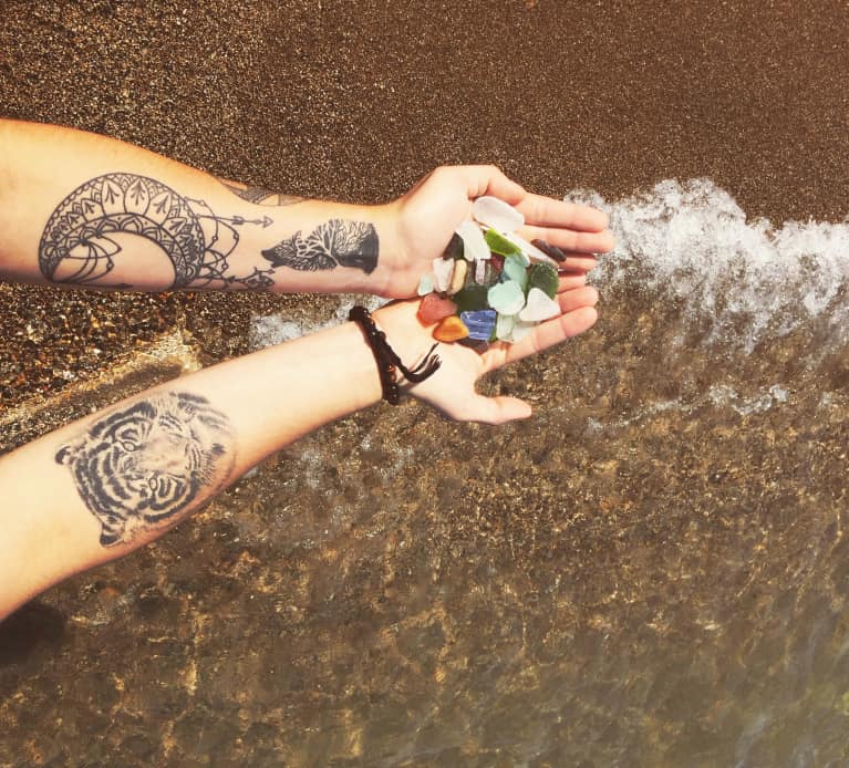 Why Tattoos Have Become Millennials' Favorite Psychosomatic Healing Modality