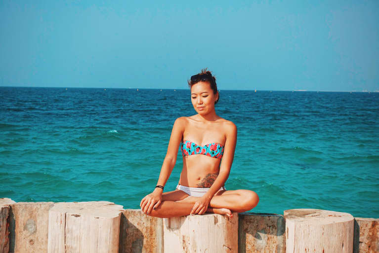 The One Tiny Thing That Made Me Better At Meditation