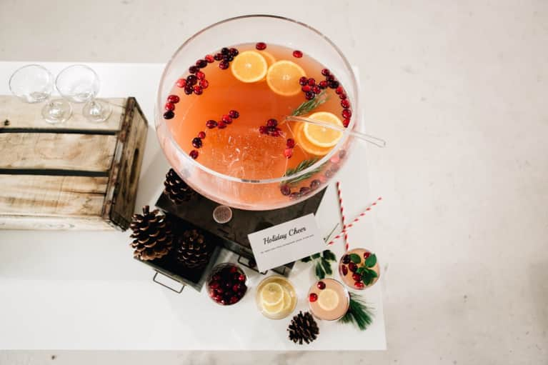 Not Drinking This Holiday? 5 Genius Strategies For Navigating The Party Circuit
