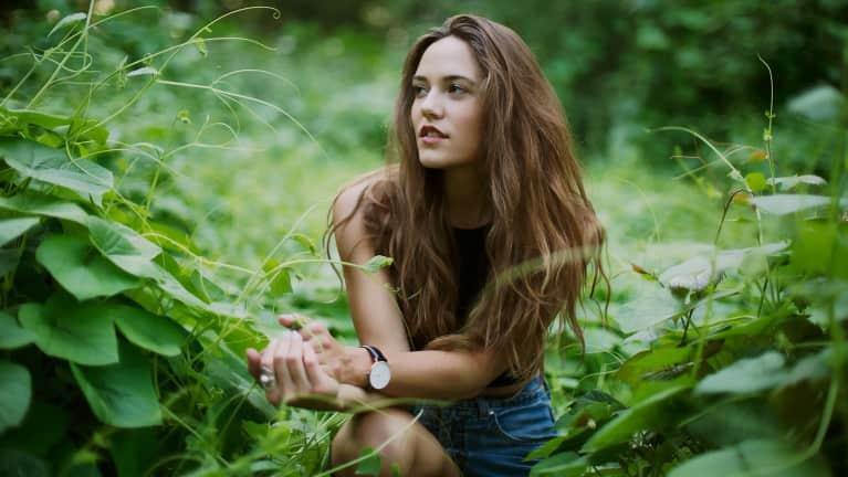 5 Ayurvedic Secrets For Healthy, Shiny Hair