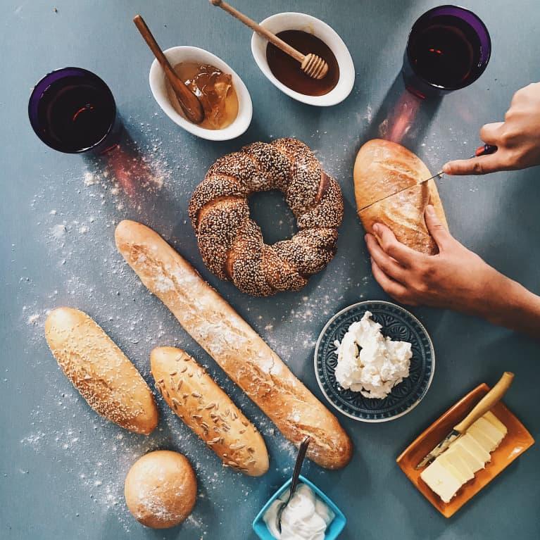 Whole Wheat vs. Sprouted Grain Bread