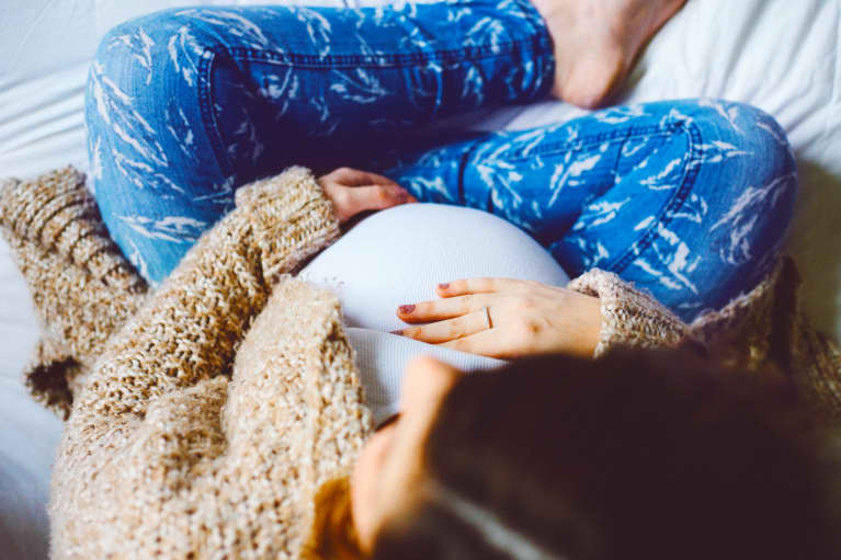 How I'm Surviving Pregnancy After Years Of Struggling With Infertility