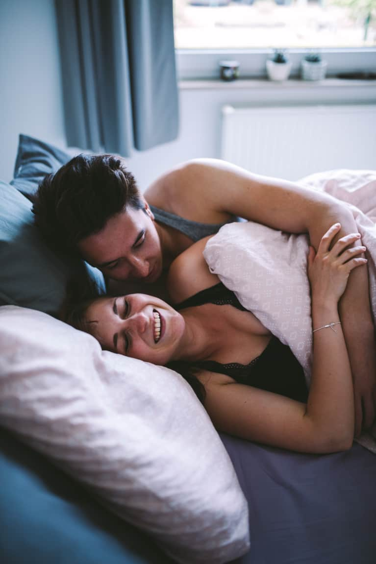 How Much Sex Are Real Couples Actually Having?