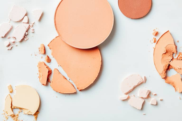 Makeup and Blush Palettes