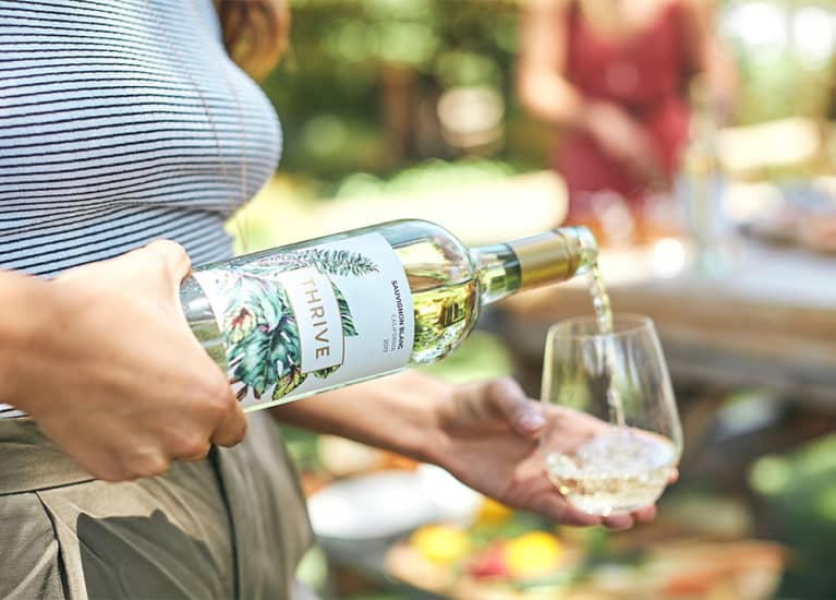 These Are The Healthiest Food Pairings For White Wines