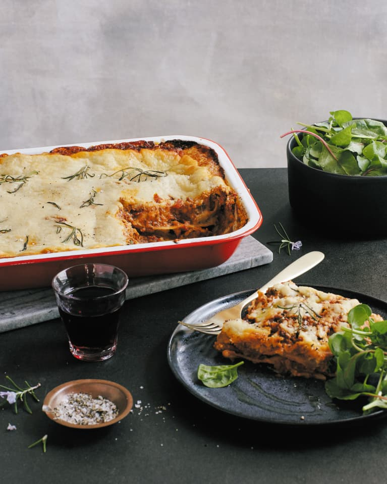 Make Vegan Comfort Food Possible With This Classic Lasagna Recipe