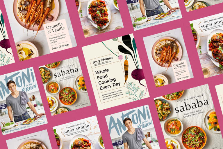 Get Excited: These Are The Best Healthy Cookbooks Coming Out This Fall