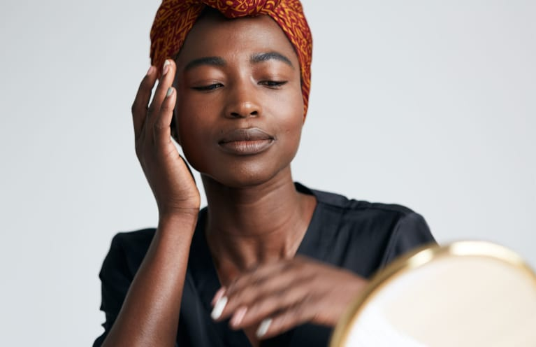 The One Underrated Ingredient A Cosmetic Chemist Swears By For Stressed-Out Skin