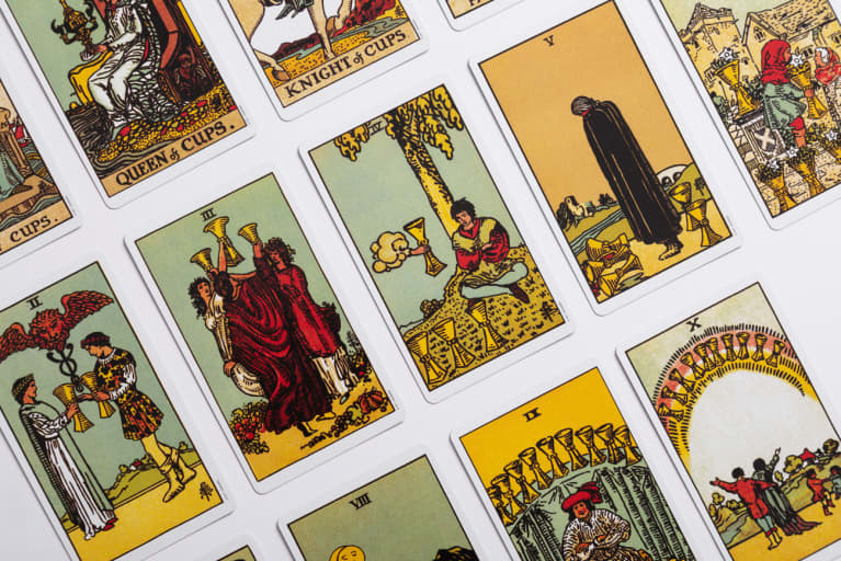 Want To Shake Up Your Life? This Tarot Card Is A Green Light From The Universe