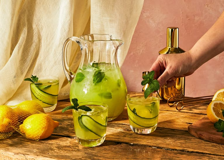 7 New Ways to Sweeten Your Lemonade