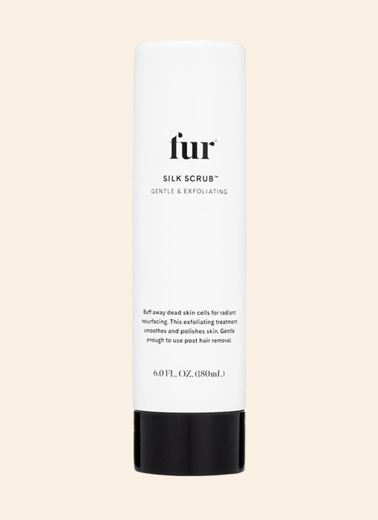 fur body scrub