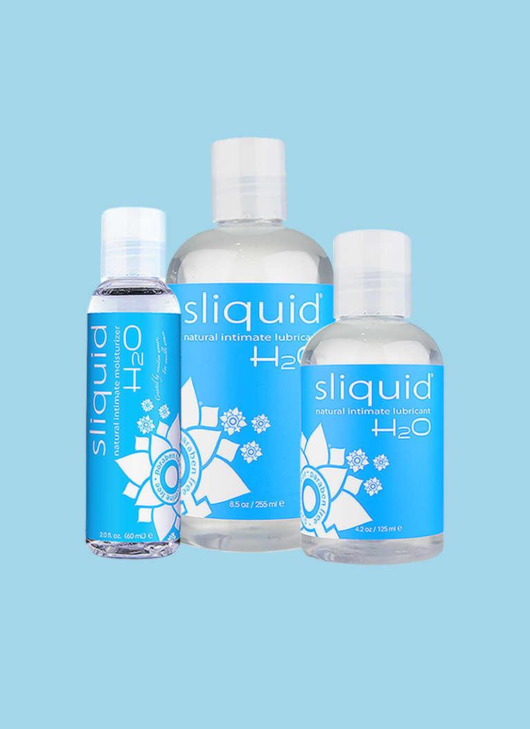 Sliquid Naturals H2O Lubricant