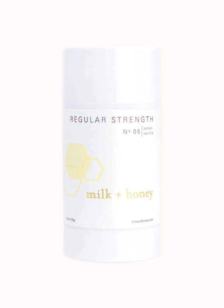 Milk + Honey Regular Strength No. 05 Lemon Vanilla