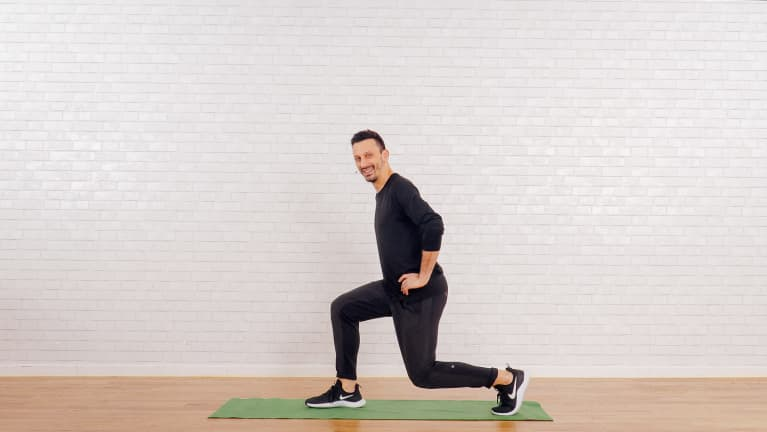 This Energetic Workout Will Set Your Glutes Ablaze In Under 10 Minutes