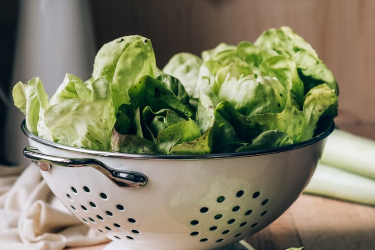 Looking For A Fast Dinner? Try These Curry Chicken Lettuce Cups
