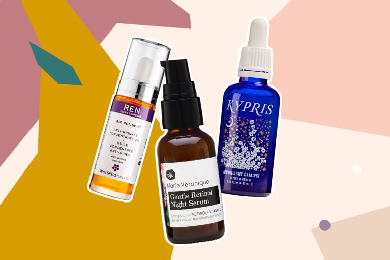 These Are The Best Gentle Natural-ish Retinoids (And Alternatives) For Every Skin Type
