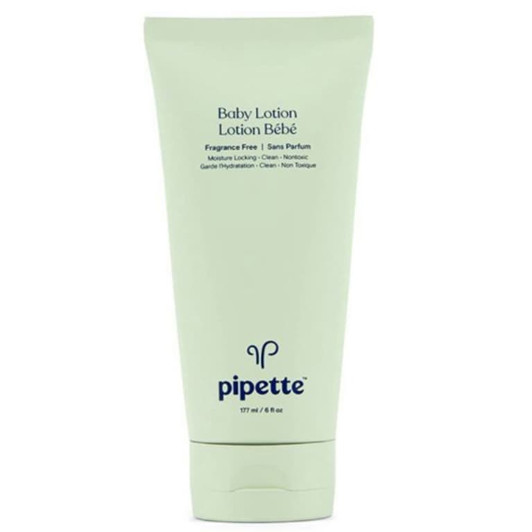 Pipette Baby Lotion
