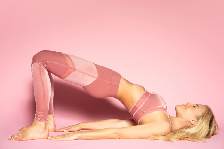Claire Grieve - Bridge Pose