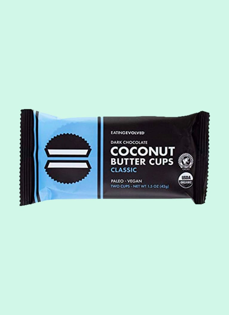 Eating Evolved Coconut Butter Cups