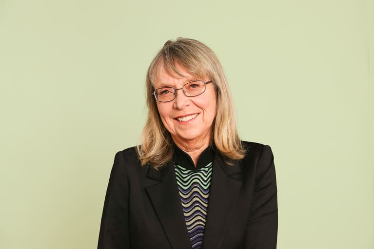 Esther Wojcicki on the mindbodygreen Podcast