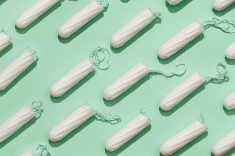 Period Activists Just Launched A Legal Campaign To End The Period Tax