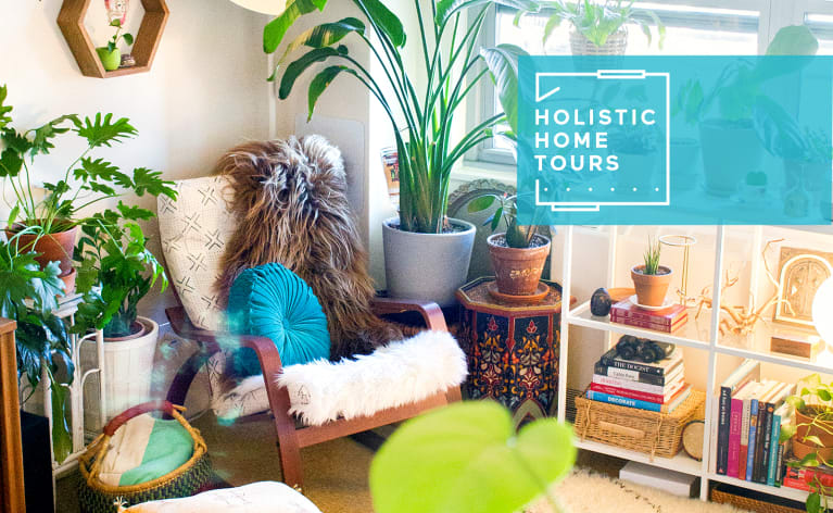 This Plant-Stuffed NYC Apartment Is 600 Square Feet Of Happiness