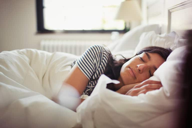 The Weird Link Between Sleep & Your Relationship History