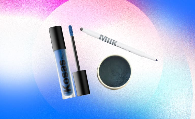 The Low-Lift Fourth Of July Beauty Look That's Mask-Friendly