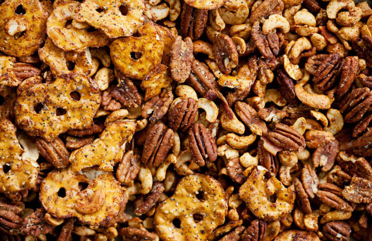 20 Electrolyte-Packed Snacks To Satisfy Your Salty Cravings, From Nutritionists