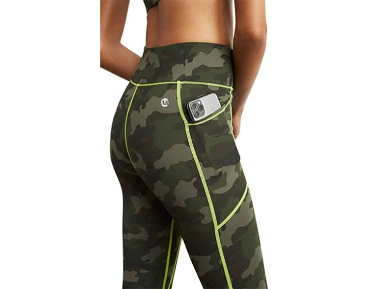 Bandier x All Access Center Stage Pocket Legging