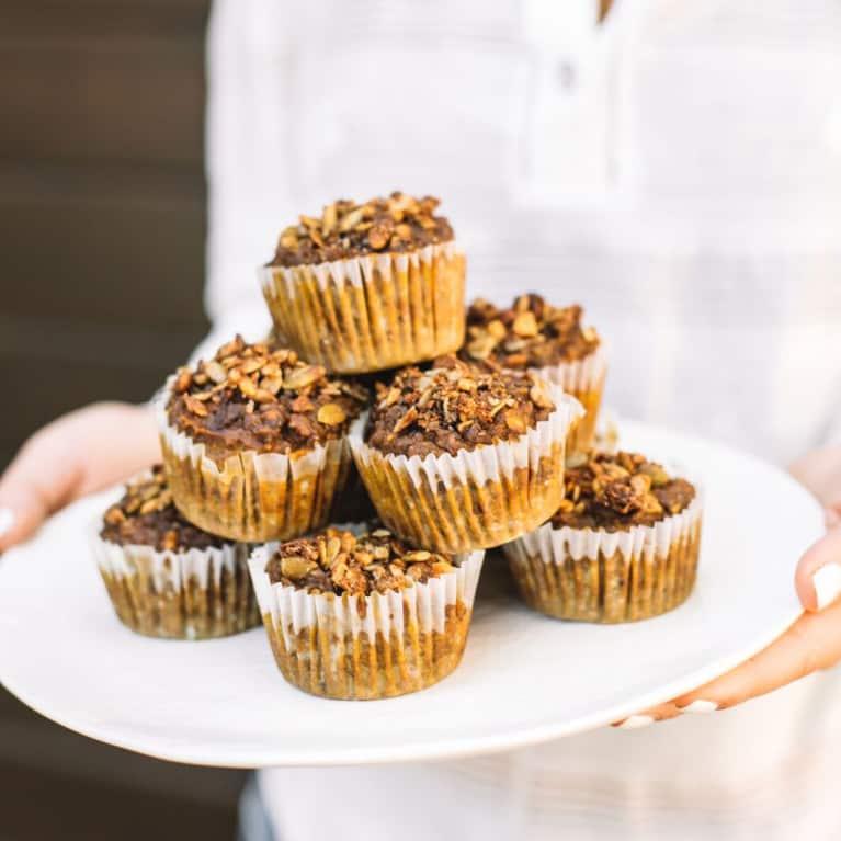 This Pumpkin Spice Muffin Recipe Has An Adaptogenic Twist