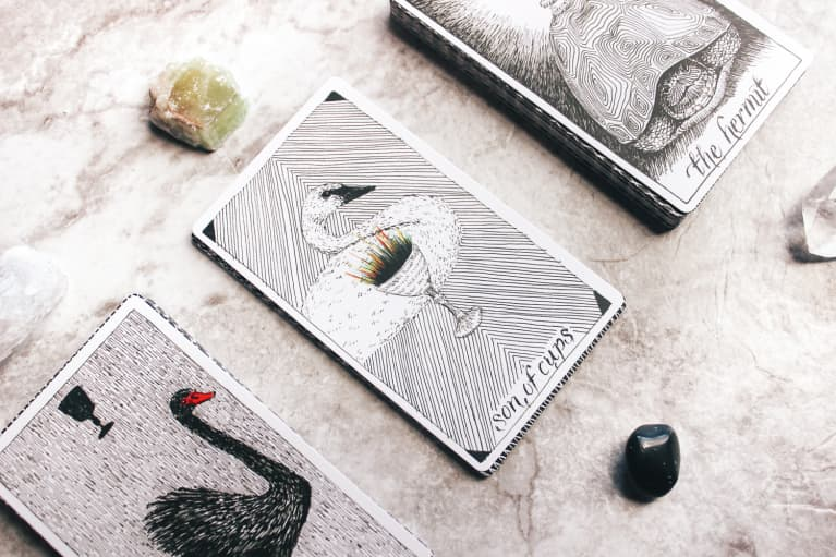 2 Tarot Spreads That Are Just Spooky Enough For Halloween
