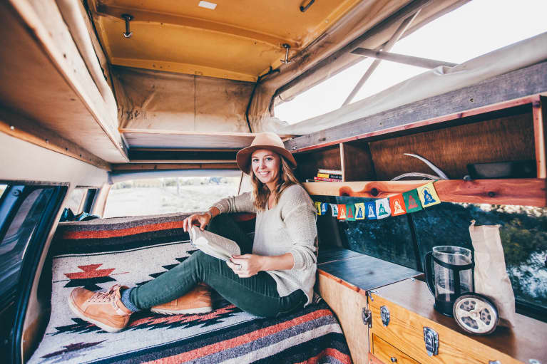 How One Woman Finds Mindfulness Through #Vanlife