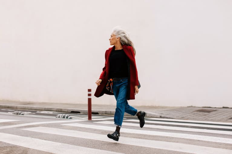 This Is The Exact Number Of Steps You Need To Walk For Optimal Health