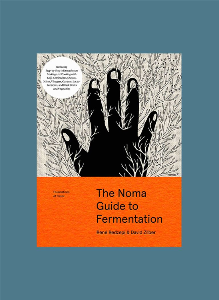 The Noma Guide to Fermentation by Rene Redzepi and David Zilber