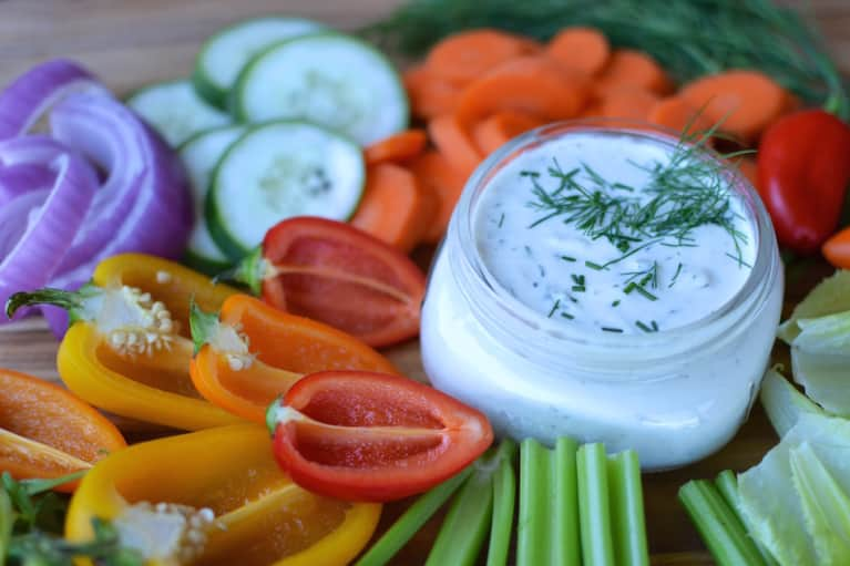 Vegan Ranch Dressing That's Better Than The Original