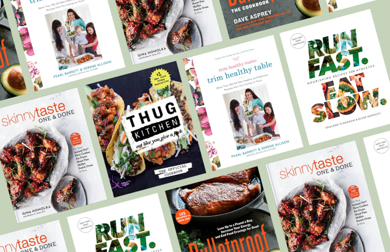 These Are The Top Cookbooks For Every New Year's Resolution