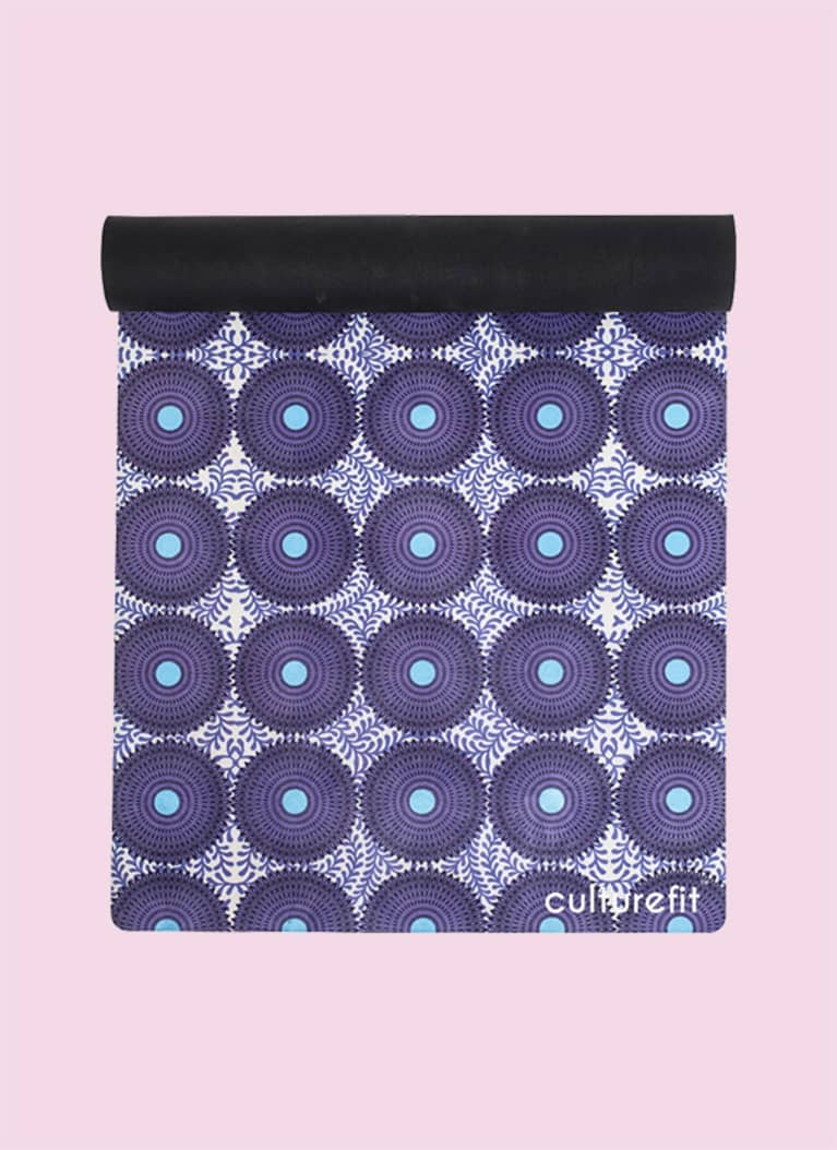 culture fit yoga mat