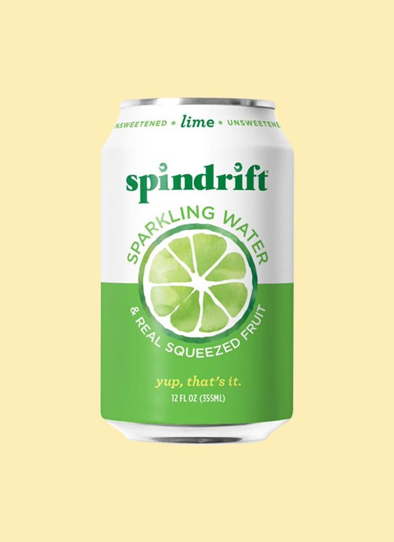 Spindrift Sparkling Lime