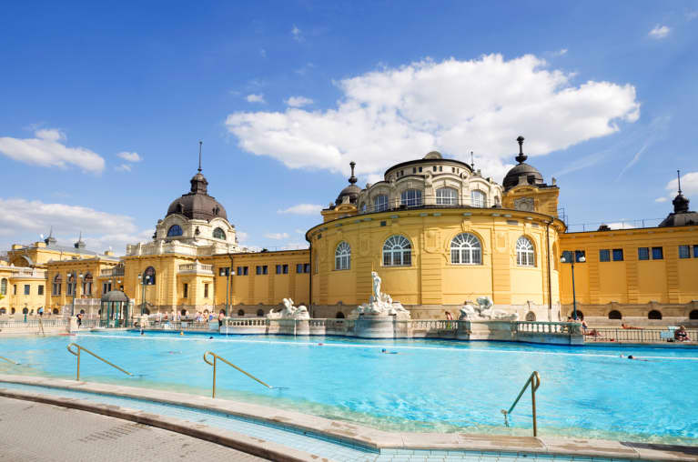 Why Hungarian Thermal Water Is The Secret To Radiant, Glowing Skin